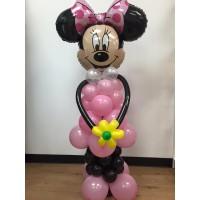 Minnie Mouse Balloon Arrangement